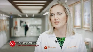 Prof. Dr. Füsun Uysal - Fizik Tedavi ve Rehabilitasyon Uzmanı