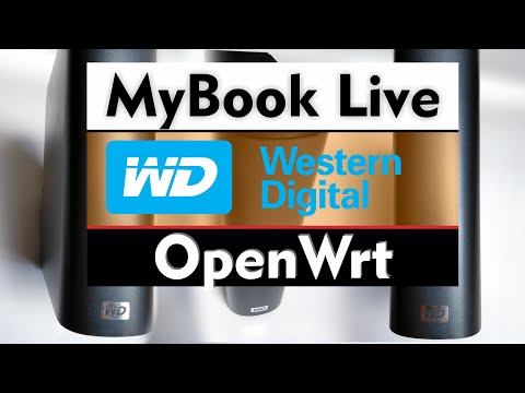 WD Mybook Live Openwrt Review And How To