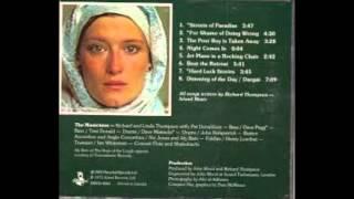 Richard and Linda Thompson - Hard Luck Stories