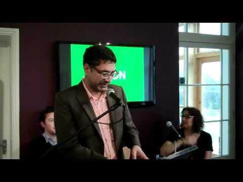 METAL TV: SALON LONDON part I - Craig Taylor and Sukhdev Sandhu 5 June 2012