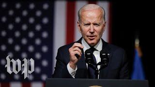 Biden delivers updates on vaccination program, pandemic response