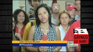 Derecha AN contra víctimas Caracazo. Diosdado contra Allup. La Política en el Diván, VTV. Venezuela