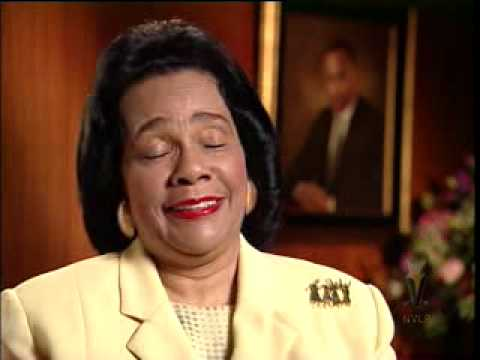 Coretta Scott King: Major Public Misperception of Me