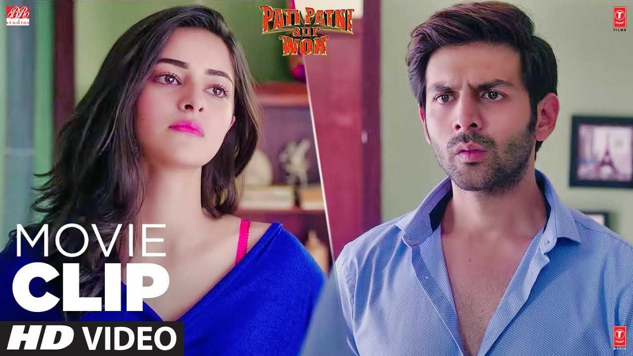Why Is He Choosing To Stay Unhappy? | Movie Clip | Pati Patni Aur Woh |Kartik A,Bhumi P, Ananya P