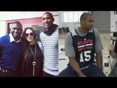 Basketball in the DR, Joakim Noah, style & more with Hawks