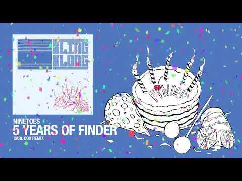 Ninetoes - Finder (Carl Cox Remix)