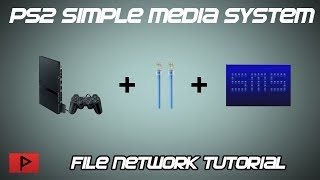 Stream Media Files From PC to PS2 Using SMS Networking Tutorial