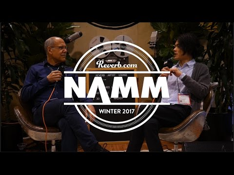 Dave Smith Of DSI And Tatsuya Takahashi Of Korg Talk Analog Synths At NAMM 2017