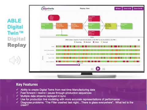 Sage Clarity, Announces the release of ABLE Digital Twin™ for...