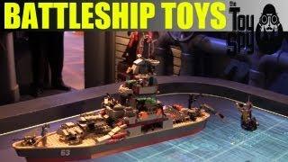 Battleship Movie Toys - 2012 New York Toy Fair - The Toy Spy