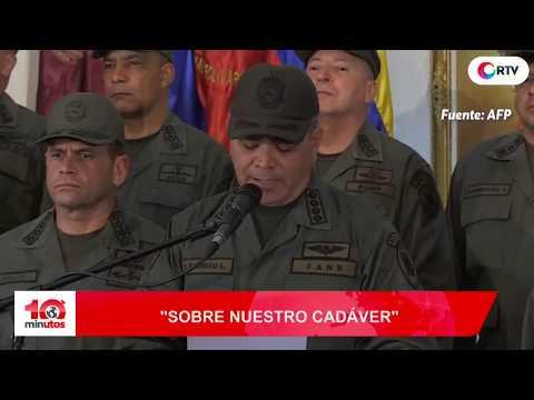 """Paredes: """"Forsyth puede tener gran futuro como presidente"""" - 10 minutos Edición Noche"""