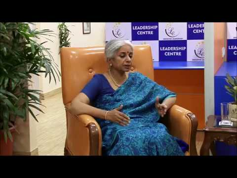 In Conversation with Usha Thorat