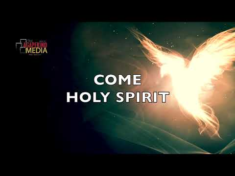 Spirit Soaking Worship | Come Holy Spirit (Worthy Is The Lamb)