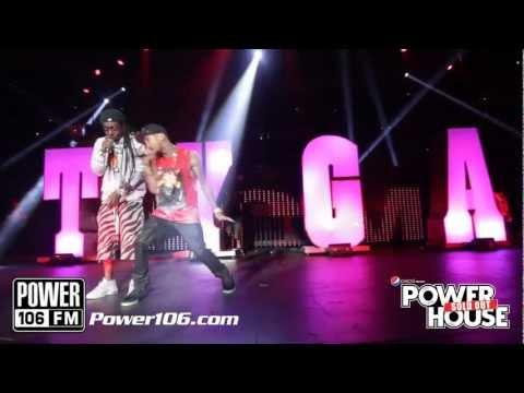 Tyga/Lil' Wayne - Faded LIVE
