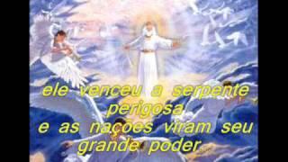 jesus cavaleiro do céu edynaldo do rio musica gospel