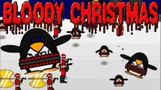 SUICIDE BOMBER PENGUINS - Bloody Christmas