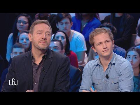 Olivier Rabourdin et Mathieu Spinosi en interview - Le Grand Journal du 23/01 - CANAL +