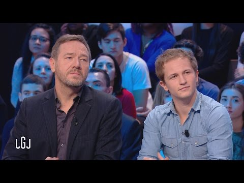 Olivier Rabourdin et Mathieu Spinosi en   Le Grand Journal du 2301  CANAL