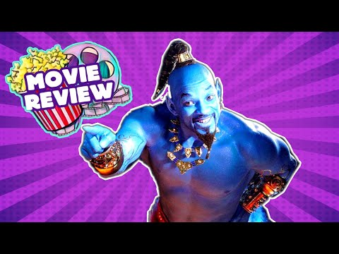 ROBIN WILLIAMS WOULD BE PROUD! Aladdin Movie Review (Spoilers)