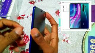 Redmi Note 8 Pro Unboxing & Review   Electric Blue  Quad Camera  Budget Gaming Smartphone 