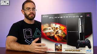 Unboxing An Original PS3 Backwards Compatible Model In 2021