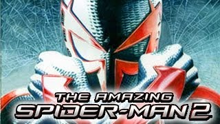 The Amazing Spider-Man 2 Video Game - 2099 Suit Free Roam Gameplay (PS4)