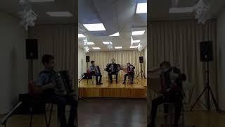 """Е. Дербенко """"Гармонист играет джаз"""""""