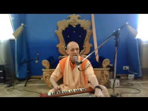 Шримад Бхагаватам 1.11.25 - Бхакти Ананта Кришна Госвами