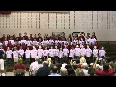 Third Grade Patriot Parade at WCES 2012 (HD version)