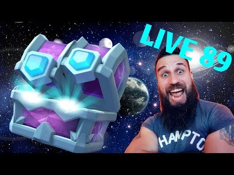 🔴[LIVE] BACK TO ARENA 11 CLASH ROYALE ROMANIA - Stefan Remag ep. 89