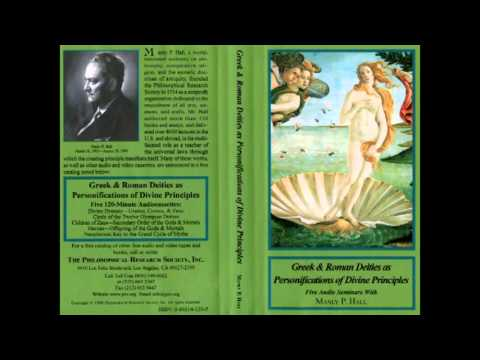 Manly P. Hall - Children of Zeus - Secondary Order of the Gods & Mortals