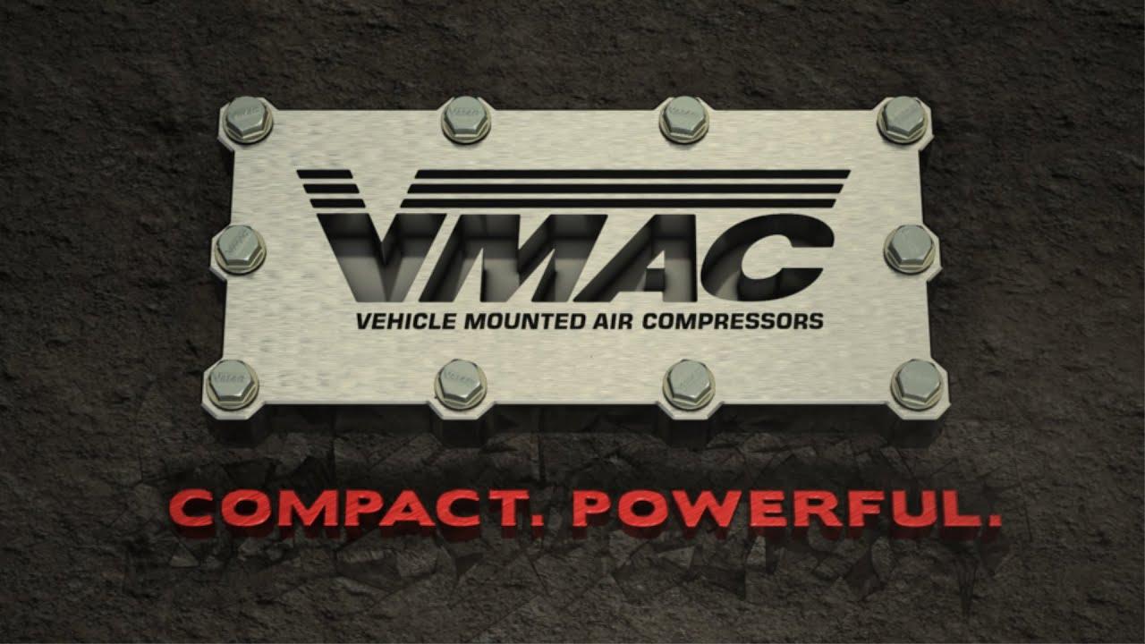 VR70 VMAC Underhood Air Compressor - Contractor Power