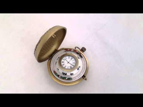 Mr. Christmas Pocket watch
