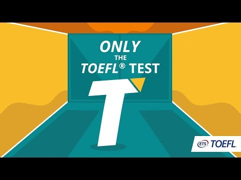 Get Into Your Top Choice University With The TOEFL® Test