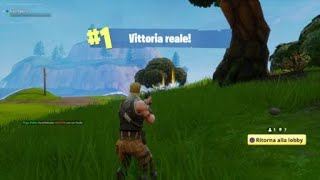 Fortnite Season 1 Royal Victory (NOSTALGIA TIME)