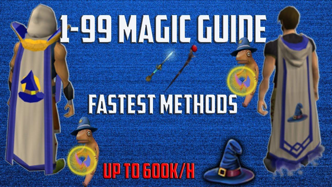 New runescape 3 1-99 magic guide 2014 (eoc) | hubpages.