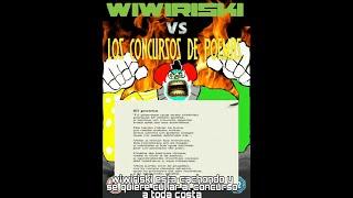 EL Payaso Wiwiriski VS El Concurso De Poemas