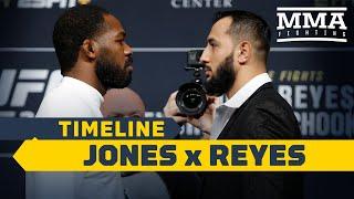 UFC 247 Timeline: Jon Jones vs. Dominick Reyes - MMA Fighting