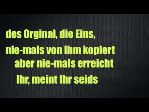 Kool Savas - Mona Lisa BeatBaronRemix(Lyrics)