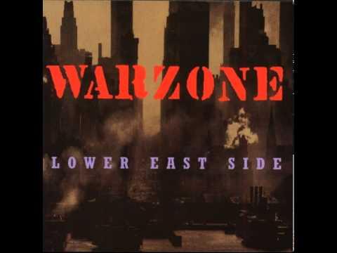 Warzone - Lower East Side [Full Album]