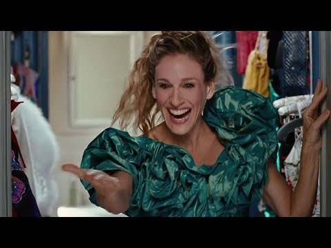 SATC HD | Movie 1 | Carrie and her Closet | [HD]