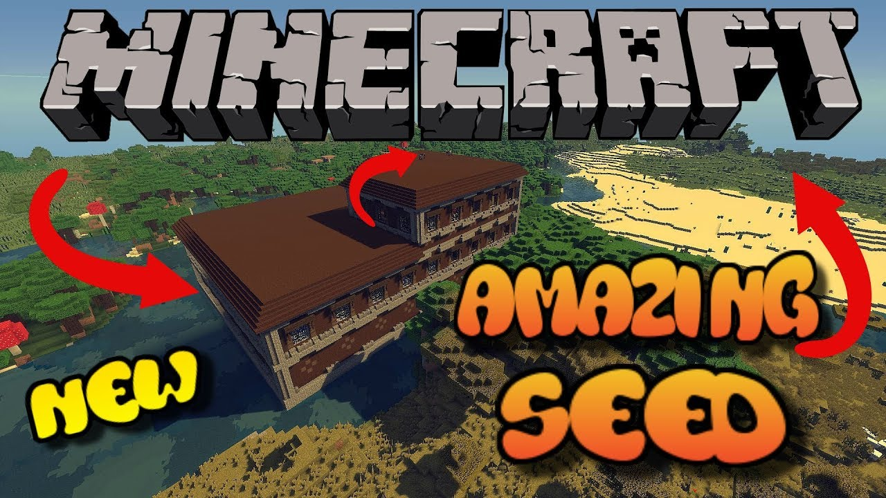 Minecraft PS4: Best Seed Ever - MCPS4Download