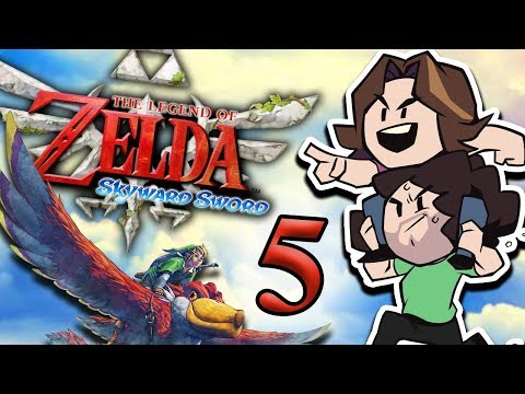 Skyward Sword: Learning to Fly - PART 5 - Game Grumps