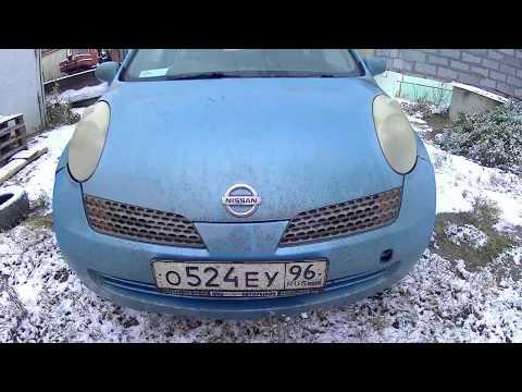 Nissan March. Маленькое японское чудо.