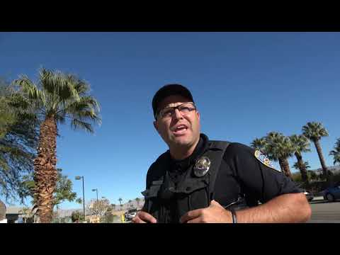 1ST AMENDMENT AUDIT FEDEX PALM SPRINGS