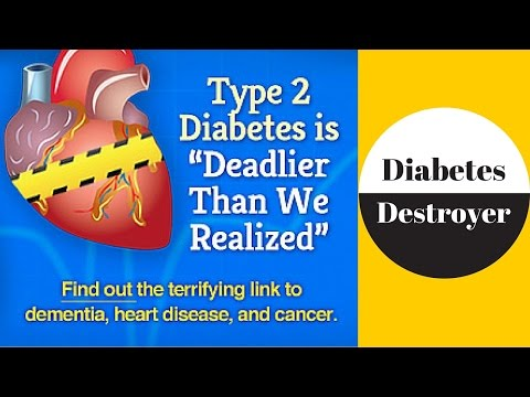 Type 2 Diabetes Destroyer - Check this out