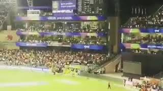 Faf Du Plessis ipl six video