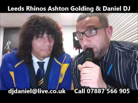 Leeds Rhinos Ashton Golding 18march2016