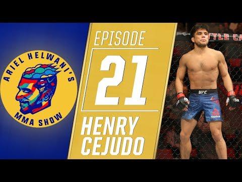 Henry Cejudo is ready to 'smash' TJ Dillashaw at UFC 233 | Ariel Helwani's MMA Show