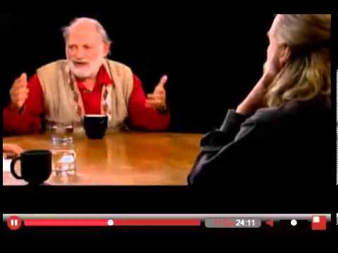 Jeff Bridges and Bernie Glassman on Charlie Rose